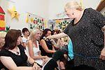 Olga zapojovala do diskuze i diváky