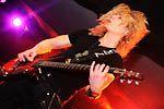 Kytara a pódium, nic víc Miro ke štěstí nepotřebuje